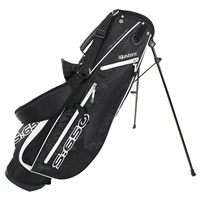 Masters S:650 Stand Bag 6.5in Black/White