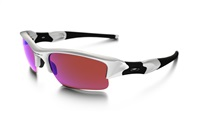 Oakley Flak Jacket Xlj Polished White (G30 Iri)