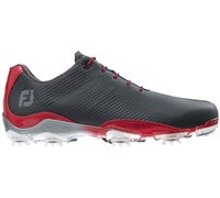 FootJoy D.N.A Golf Shoes - Black/Red 53434