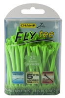 Champ Fly Tee Lime Green