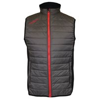 Proquip Therma Tour Gilet Black Mid Grey