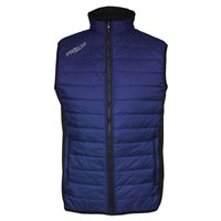 Proquip Therma Tour Gilet Black True Blue