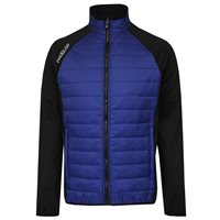 Proquip Therma Jacket Black True Blue