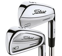 Titleist 716 CB/MB Combo Irons Steel - Custom Fit