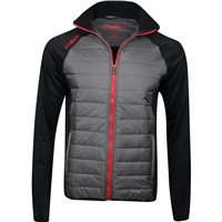 Proquip Therma Jacket Black Mid Grey