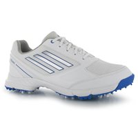 Adidas Adidas Junior Adizero Sport White/Silver Metallic/Blue