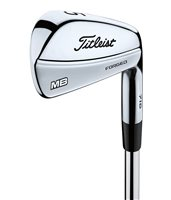 Titleist 716 MB Irons Steel RH