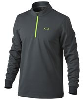 Oakley Solid Fleece 1/4 Zip Sweater Graphite