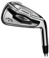 Callaway Apex Pro 16 Irons Steel - Custom Fit