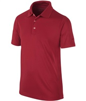 Nike Golf Junior Boys Victory Polo Red