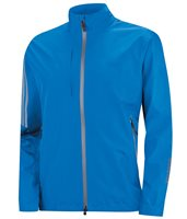 Adidas Gore-Tex 2 Layer Chest Pocket Jacket Bright Blue