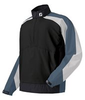 FootJoy Hydrolite Rain Shirt Black/White/Slate