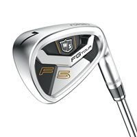Wilson FG Tour F5 Irons Graphite - Custom Fit