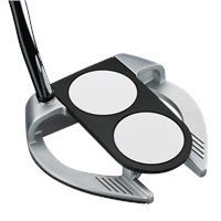Odyssey Mens Works Versa 2 Ball Fang Putter
