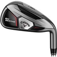 Callaway Mens Big Bertha Irons Steel
