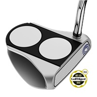 Odyssey Mens White Hot RX 2 Ball V Line Putter
