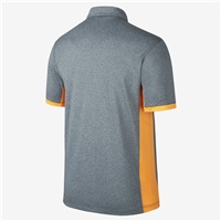 Nike Golf Boys MM Fly 26 Polo  Grey/Orange