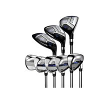 Cobra MAX Iron Combo Black FST Steel 4H, 5H, 6-SW