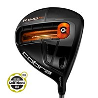 Cobra KING F6+ Driver 9-12 Degree Black