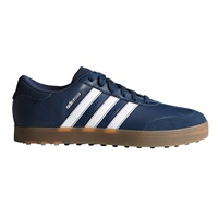 Adidas Adicross V Golf Shoes Mineral Blue/White/Gum