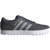 Adidas Adicross V Golf Shoes Onyx/Light Onyx/White