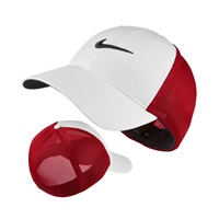 Nike Golf Legacy91 Tour Mesh Golf Cap University Red/White/Anthracite