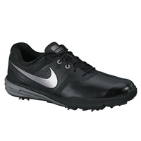 Nike Golf Lunar Command Golf Shoe Black/Metallic/Cool Grey