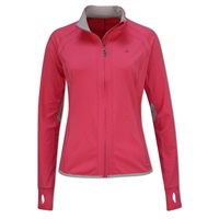 Calvin Klein Golf Ladies Ibiza Full Zip Top Blossom