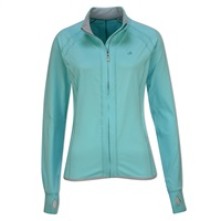 Calvin Klein Golf Ladies Ibiza Full Zip Top Turquoise