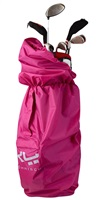 Rohnisch Ladies Raincover Golfbag Pink