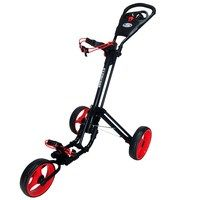 Skymax Qwik Fold 3.0 3 Wheel Push Cart