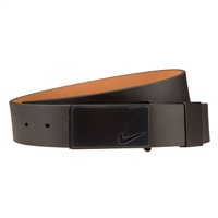Nike Golf Sleek Modern Tonal Plaque Belt