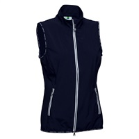 Daily Sports Ladies Fade Wind Vest Navy