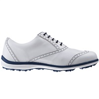 FootJoy Ladies Casual Collection Golf Shoes White/Navy