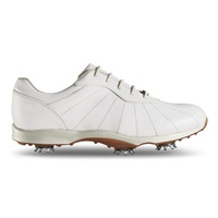 FootJoy Ladies emBody Waterproof Golf Shoes White