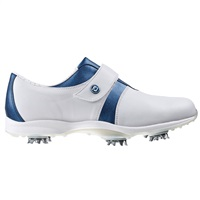 FootJoy Ladies emBody Waterproof Golf Shoes White/Navy