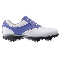 FootJoy Ladies eMerge Golf Shoes White/Purple