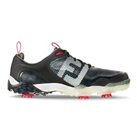 FootJoy FreeStyle Golf Shoes Black/White/Light Grey