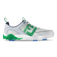 FootJoy FreeStyle Golf Shoes Light Grey/Green/Navy