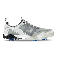 FootJoy FreeStyle Golf Shoes White/Light Grey/Charcoal