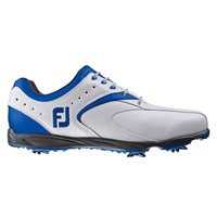 FootJoy Hydrolite 2.0 Golf Shoes White/Royal Blue