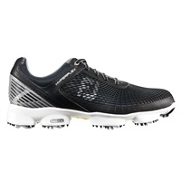 FootJoy HyperFlex Golf Shoes Black/Silver/Yellow