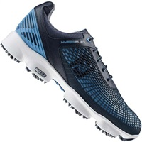 FootJoy HyperFlex Golf Shoes Navy/Electric Blue
