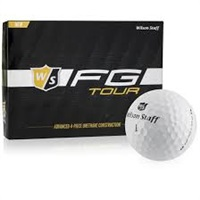 Wilson FG Tour 12 Golf Balls