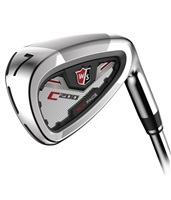 Wilson C200 Irons Set Steel Shaft 4-PW