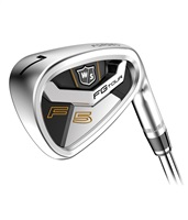 Wilson FG Tour F5 Irons Set Steel Shaft 4-PW
