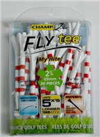 DF Sports & Leisure My Hite Fly Tee White/Red 69mm 2016