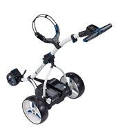 Motocaddy S3 Pro Electric Trolley with 36 Hole Lead Acid Battery 2016