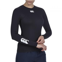 Canterbury Ladies Baselayer Cold Long Sleeve Black 2016