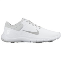 Nike Golf Ladies Fi Impact 2 Golf Shoes White/Metallic Silver 2016